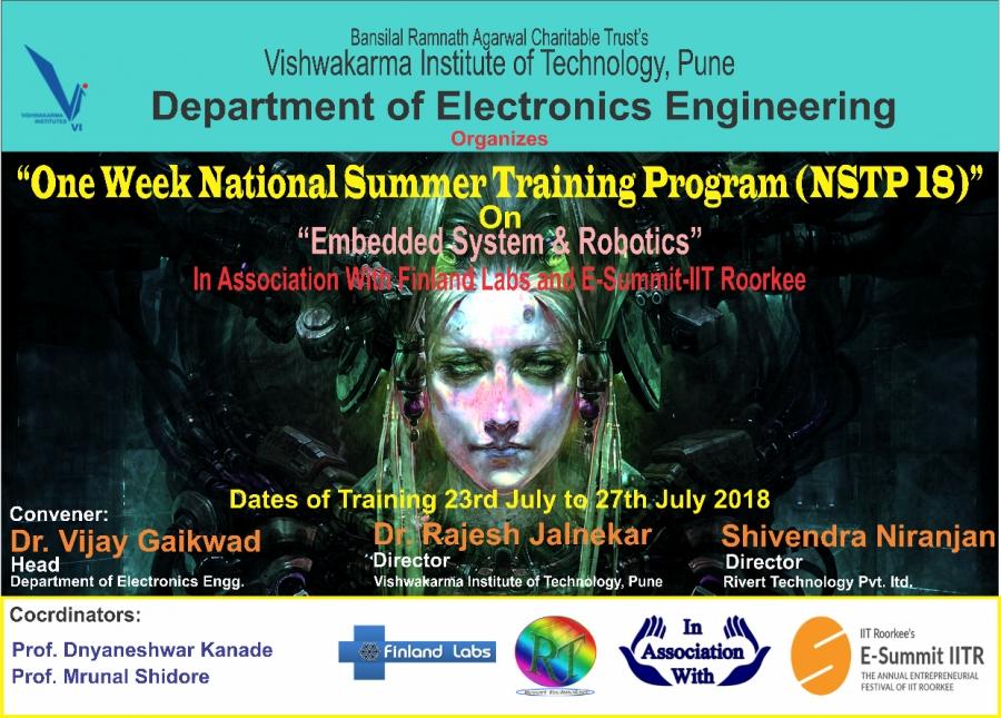 Embedded System And Robotics